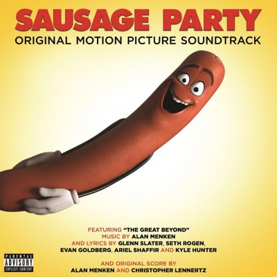 ORIGINAL SOUNDTRACK - SAUSAGE PARTY (WHAM! MEAT LOAF, SPANDAU BALLET A.O.)