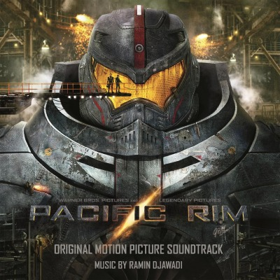 ORIGINAL SOUNDTRACK - PACIFIC RIM (RAMIN DJAWADI)
