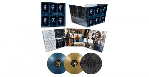 UNPACKING GAME OF THRONES SEASON 6 ORIGINAL SOUNDTRACK