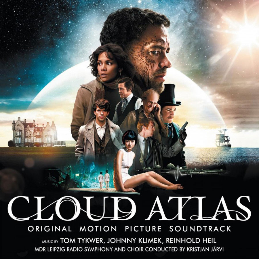 Original Soundtrack Cloud Atlas Tom Tykwer Johnny