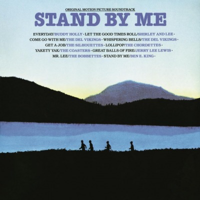 ORIGINAL SOUNDTRACK - STAND BY ME (BUDDY HOLLY, THE COASTERS, JERRY LEE LEWIS A.O.)
