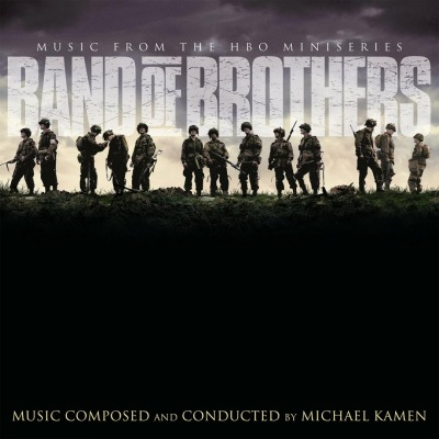 ORIGINAL SOUNDTRACK - BAND OF BROTHERS (MICHAEL KAMEN)