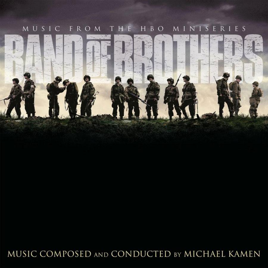 Original Soundtrack Band Of Brothers Michael Kamen