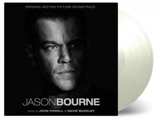 ORIGINAL SOUNDTRACK - JASON BOURNE (JOHN POWELL & DAVID BUCKLEY)