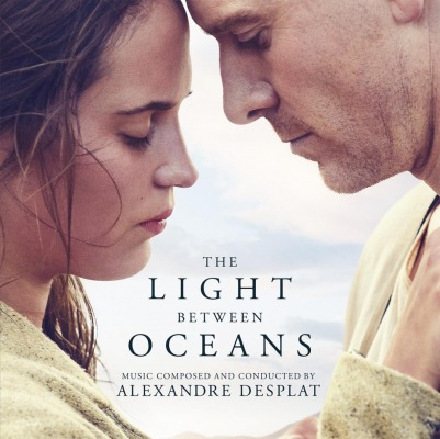 ORIGINAL SOUNDTRACK - THE LIGHT BETWEEN OCEANS (ALEXANDRE DESPLAT)