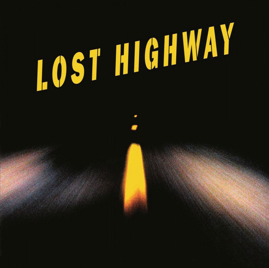 Image result for lost highway ost new vinyl art
