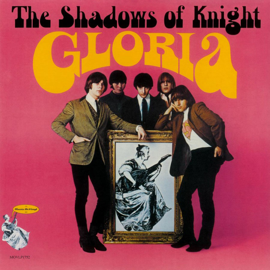 The Shadows Of Knight Gloria Catalog Music On Vinyl