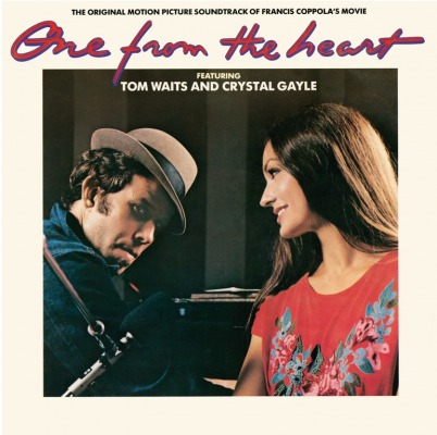 ORIGINAL SOUNDTRACK - ONE FROM THE HEART (TOM WAITS & CRYSTAL GAYLE)