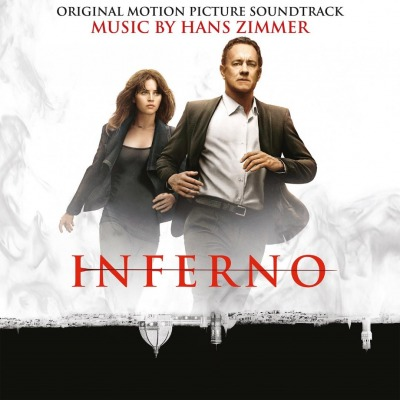 ORIGINAL SOUNDTRACK - INFERNO (HANS ZIMMER)