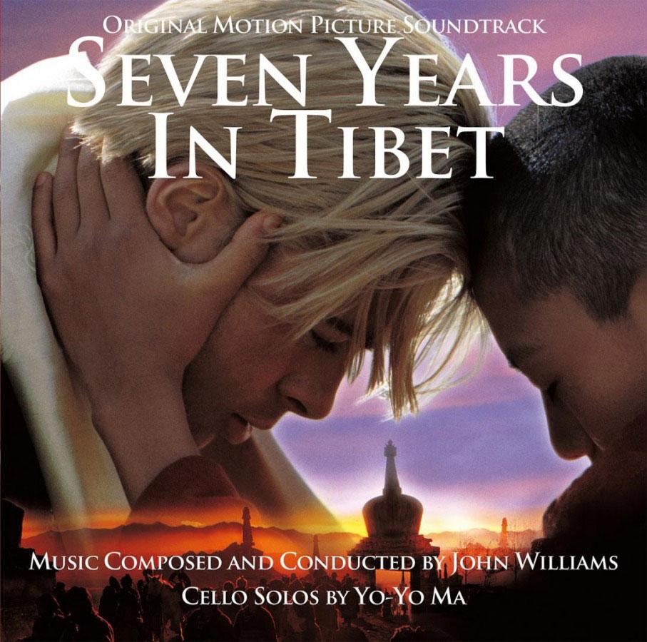 OST - SEVEN YEARS IN TIBET (JOHN WILLIAMS & YO-YO MA