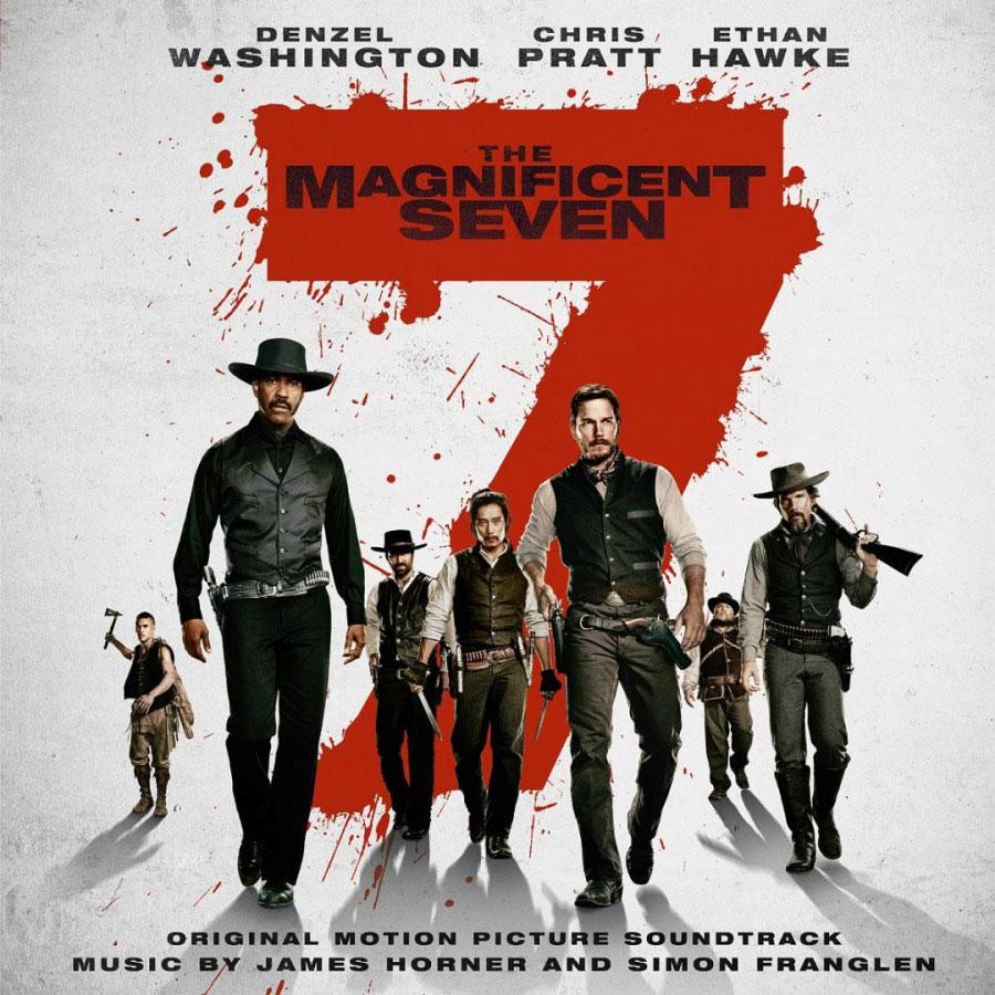 Original Soundtrack The Magnificent Seven James Horner