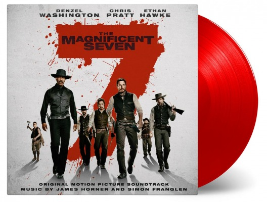 OST - THE MAGNIFICENT SEVEN (JAMES HORNER)