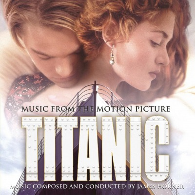 OST - TITANIC (JAMES HORNER)