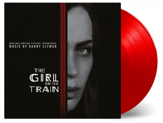 OST - THE GIRL ON THE TRAIN