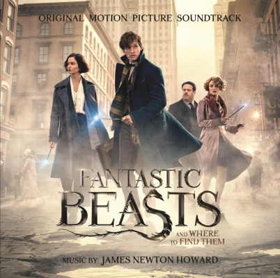 OST - FANTASTIC BEASTS AND WHERE TO FIND THEM (JAMES NEWTON HOWARD)