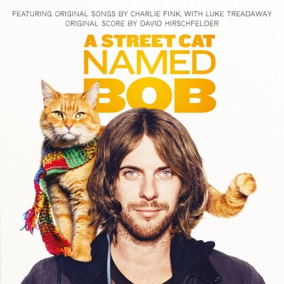 OST - A STREET CAT NAMED BOB (CHARLIE FINK & DAVID HIRSCHFELDER)
