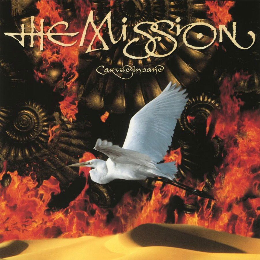 The Mission Carved In Sand Music On Vinyl