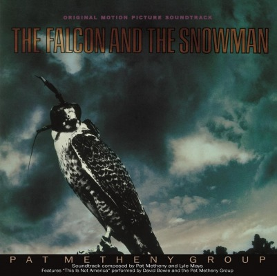 OST - THE FALCON AND THE SNOWMAN (PAT METHENY, DAVID BOWIE)