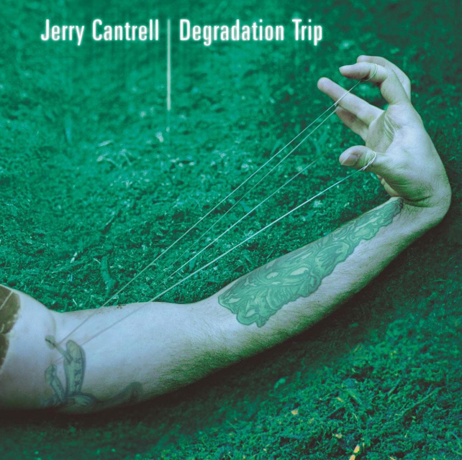 Jerry Cantrell Degradation Trip Catalog Music On Vinyl