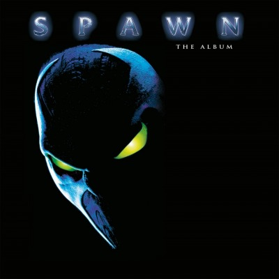 OST - SPAWN THE ALBUM (MARILYN MANSON, SLAYER, METALLICA, KORN, CHRYSTAL METHOD A.O.)