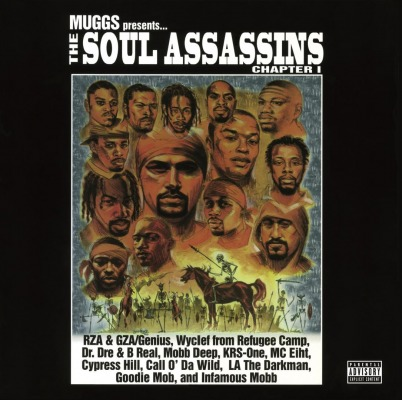 SOUL ASSASSINS - MUGGS PRESENTS THE SOUL ASSASSINS (CHAPTER 1)