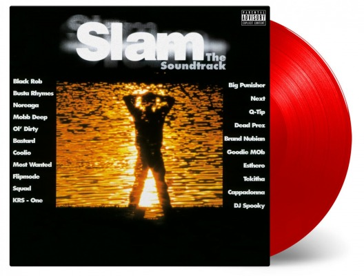OST - SLAM: THE SOUNDTRACK (MOBB DEEP, OL'DIRTY BASTARD, BRAND NUBIAN, DJ SPOOKY A.O.)
