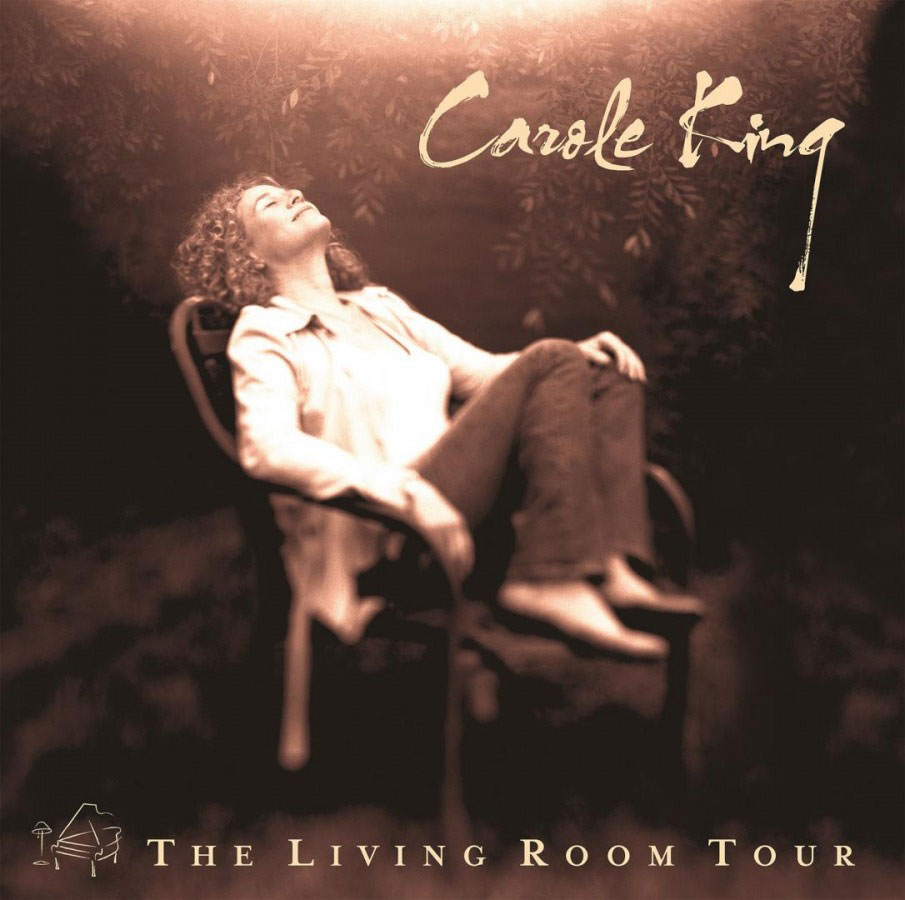 the living room tour carole king the living room tour catalog on vinyl 16116