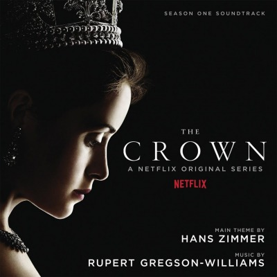 OST - THE CROWN THE CROWN SEASON 1 (HANS ZIMMER & RUPERT GREGSON-WILLIAMS)
