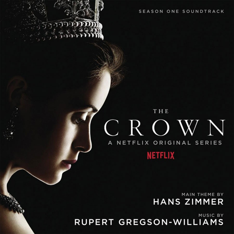 Original soundtrack the crown hans zimmer rupert for Zimmer soundtrack