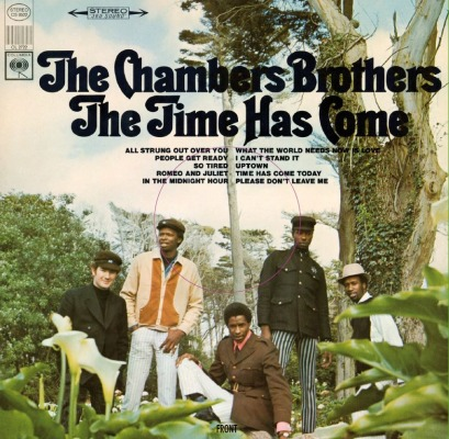 THE CHAMBERS BROTHERS - THE TIME HAS COME