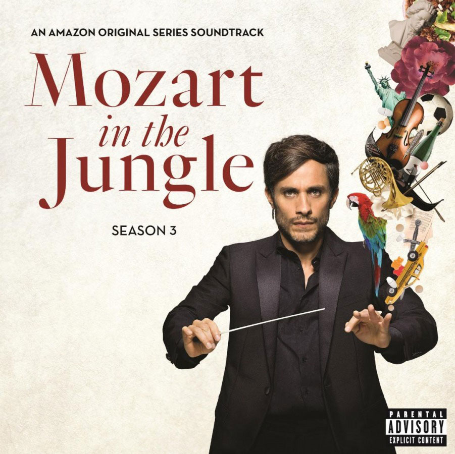 ost mozart in the jungle season 3 music on vinyl