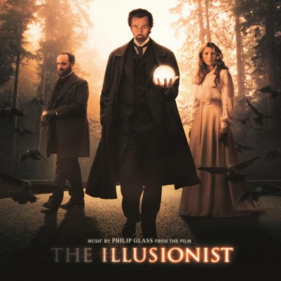 OST - THE ILLUSIONIST (PHILIP GLASS)