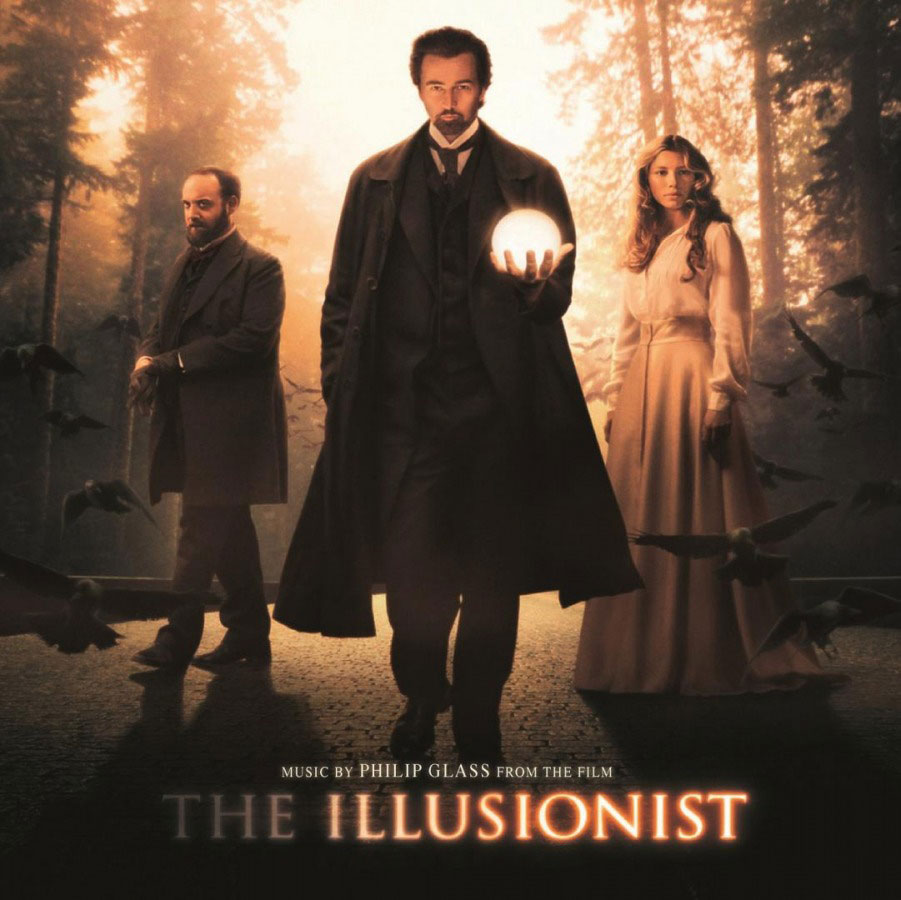 Original Soundtrack The Illusionist Philip Glass