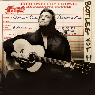 JOHNNY CASH - BOOTLEG 1: THE PERSONAL FILES