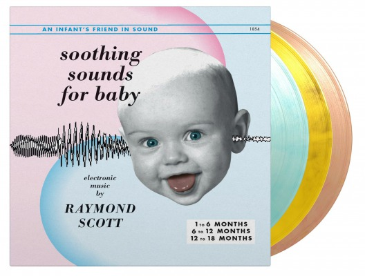 Raymond Scott Soothing Sounds For Baby Volume II 6 12 Months