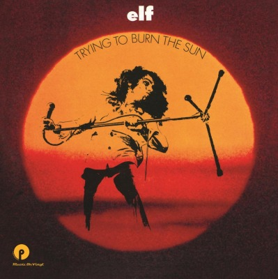 ELF - TRYING TO BURN THE SUN