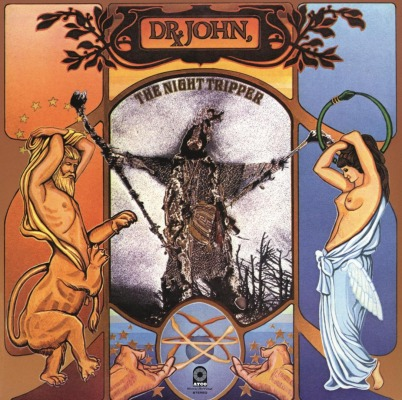 DR JOHN -THE SUN MOON & HERBS