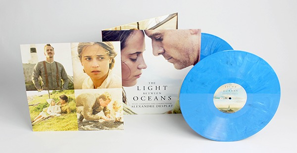 WIN A COPY OF THE LIGHT BETWEEN OCEANS BY ALEXANDRE DESPLAT *CONTEST CLOSED*