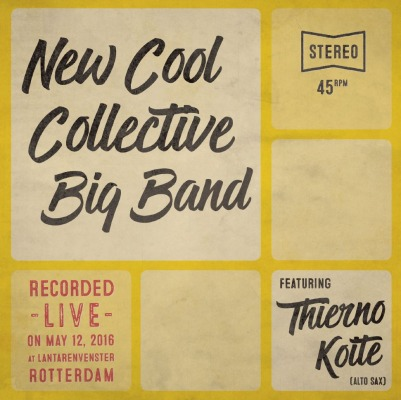 NEW COOL COLLECTIVE BIG BAND & THIERNO KOITE - YASSA/MYSTER TIER