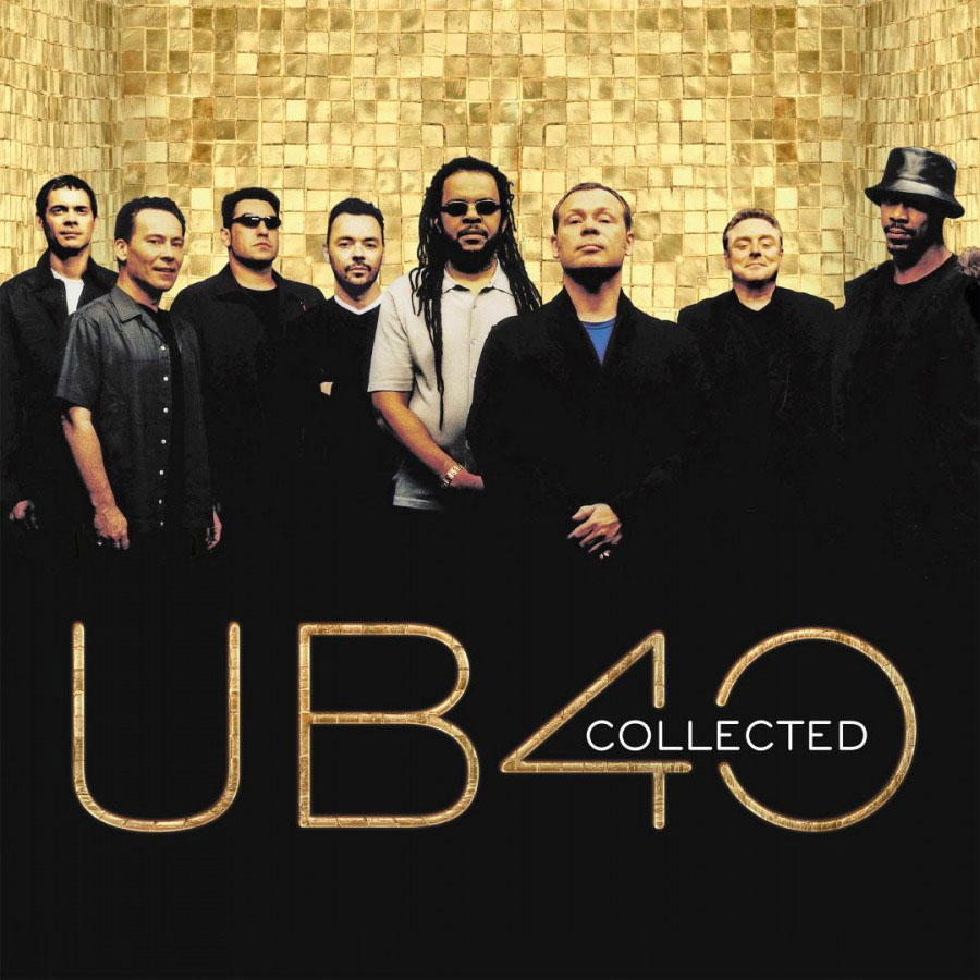 Ub40 Collected Music On Vinyl