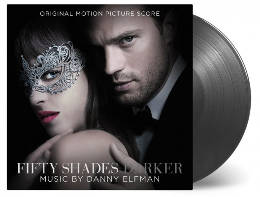 OST - FIFTY SHADES DARKER (DANNY ELFMAN)