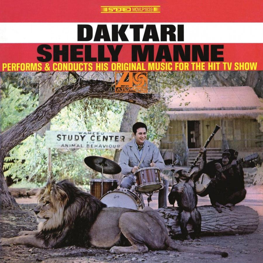 Shelly Manne Daktari Catalog Music On Vinyl