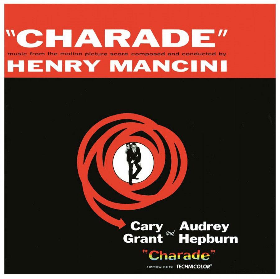 OST - CHARADE (HENRY MANCINI) - Music On Vinyl