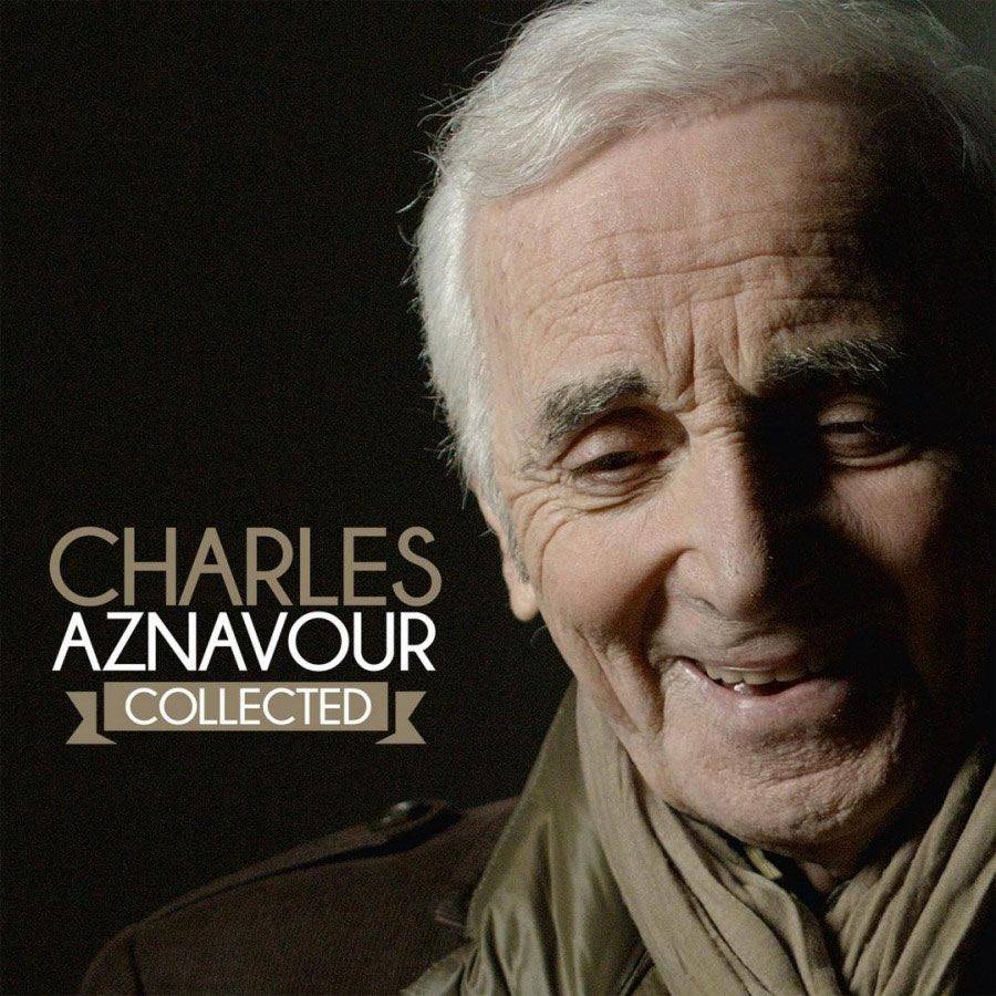 Charles Aznavour Collected Catalog Music On Vinyl