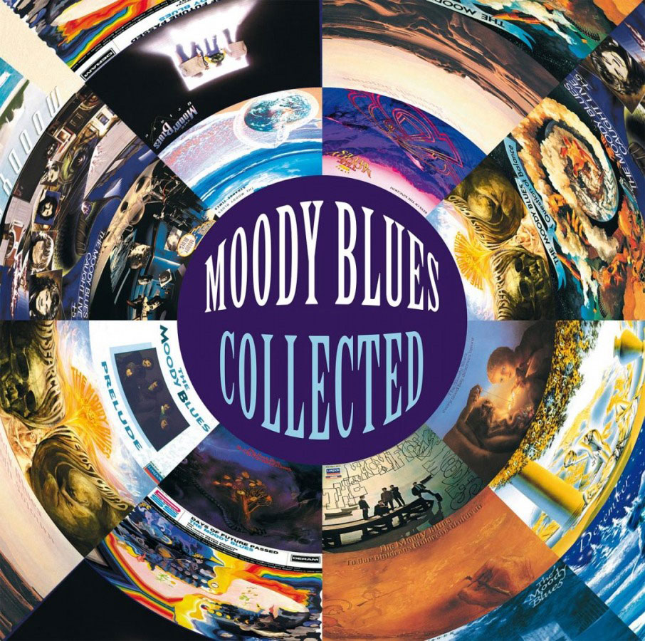 MOODY BLUES - COLLECTED - Music On Vinyl