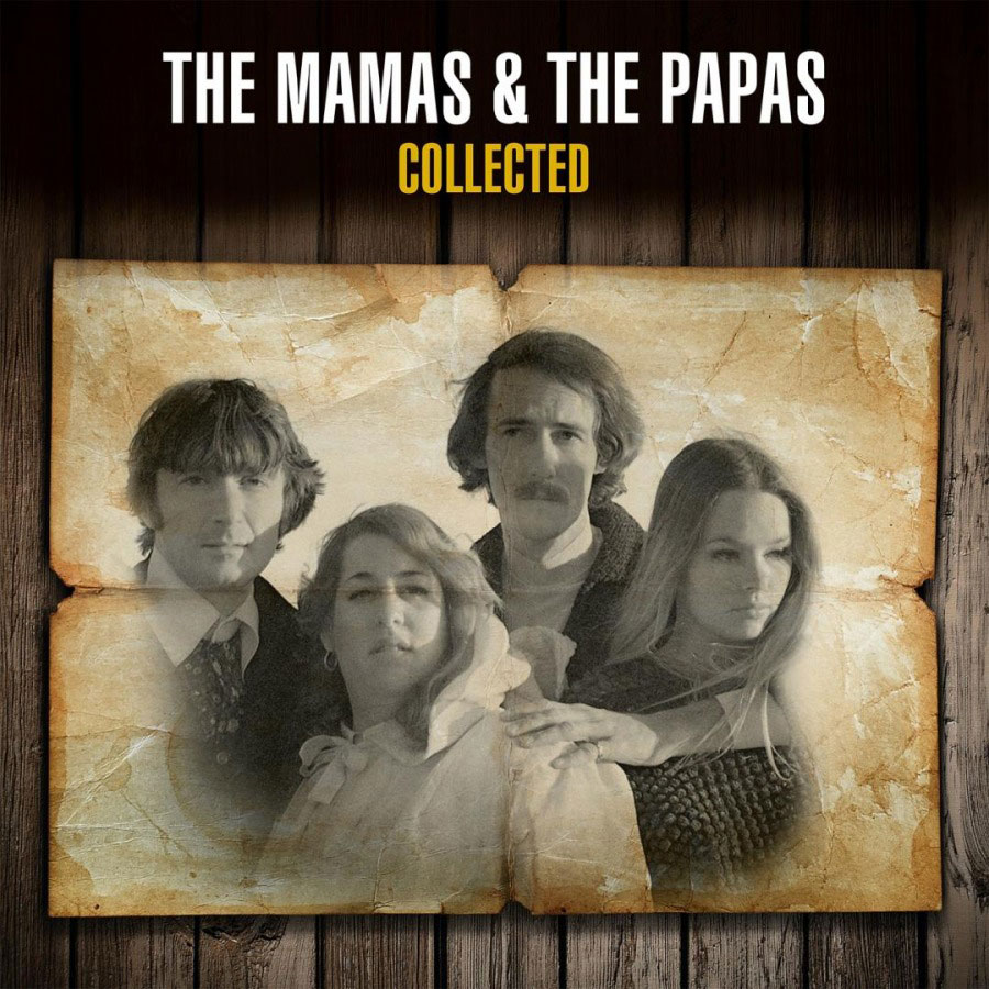 the mamas amp the papas collected music on vinyl