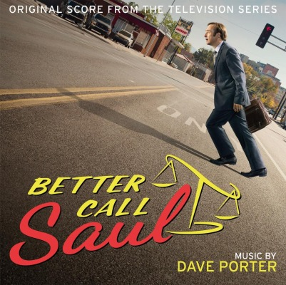 OST - BETTER CALL SAUL (ORIGINAL SCORE FROM THE TELEVISION SERIES 1 & 2)