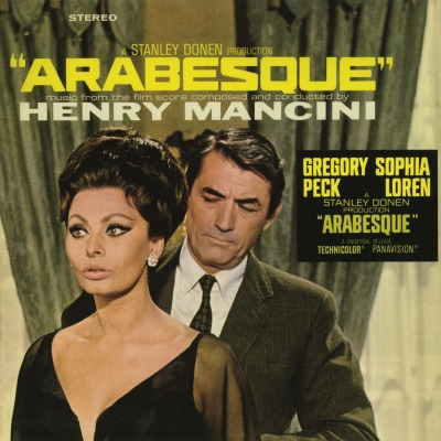 OST - ARABESQUE (HENRY MANCINI)