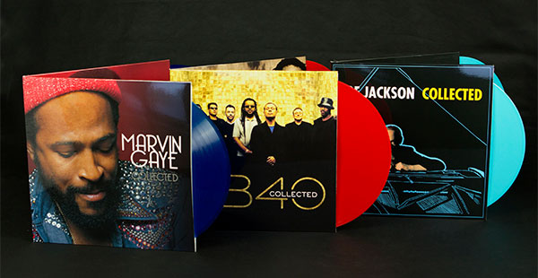 COLLECTED SERIES BY MUSIC ON VINYL