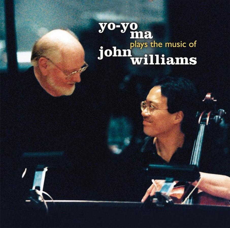 Yo Yo Ma Plays The Music Of John Williams Catalog